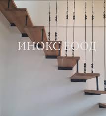 Ние произвеждаме и монтираме стълби във всякаква конфигурация за всички сгради и терени. Vtreshna Stlba Italianski Stil Inoks Eood