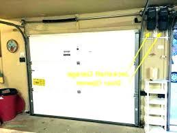 garage door opener sensor genie garage door opener beam bypass ideas sensor saf not working openers garage door opener