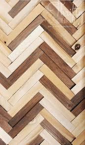 wood wall art diy herringbone wall