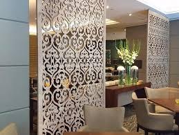 carved wooden mdf decorative wall panels room divider
