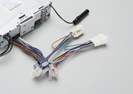how to install a car stereo Car Stereo Wiring Harness Diagram posi product connectors