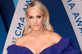 This is what Carrie Underwood looks like after 40 stitches | Page Six