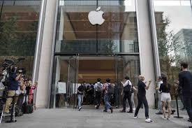 Apple Store chiusi in Italia nelle regioni rosse: la decisione