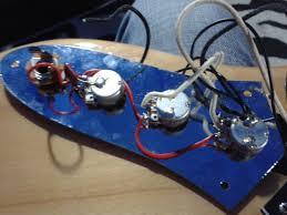 jazz bass wiring solidfonts pickup series wiring