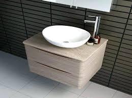 top mount bathroom sink best undermount sinks for granite countertops