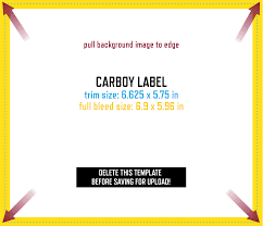 Label Design Templates Keg Carboy Label Design Template Grogtag