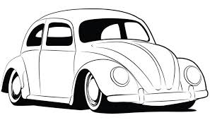 Small Picture love bug coloring pages vw VW Bug Drawings httpwwwbeetlebank
