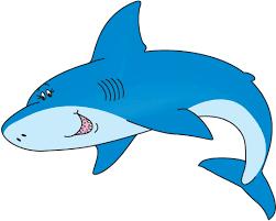 shark clipart.  Clipart Nice Shark Clipart 1 And K