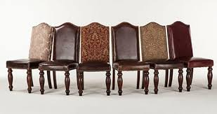 cly idea leather dining chairs with nailheads nailhead trim chair endearing impressive vine astonishing design ideas