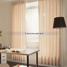 Office Curtains Useful Elegant Ecofriendly Home Office Curtains F