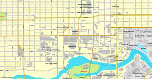 spokane, washington, us, exact printable vector street city plan Gonzaga Map Spokane vector map spokane, washington, us, exact printable vector street city plan map v gonzaga campus map spokane