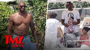Kobe Bryant Vows To Lose The Dad Bod In 30 Days!