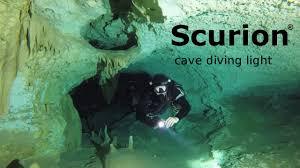 Scurion Caving Light Dive Scurion Light