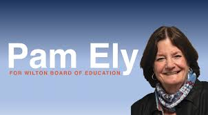 Pam Ely for Wilton Board of Education - Home | Facebook