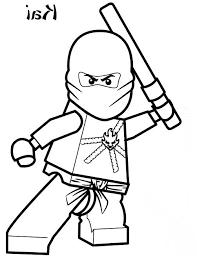Ninjago Coloring Pages Stvx Lego Ninjago Coloring Pages Kai