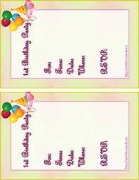 doc kids party invitations to print birthday party 2 extraordinary birthday invitations templates kids kids party invitations to print