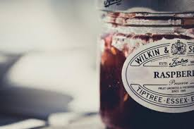 reusable jar with label