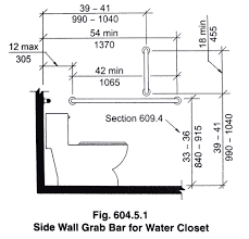 handicap toilet bars height. ansi grab bars handicap toilet height a