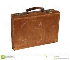 Antique Leather Briefcase