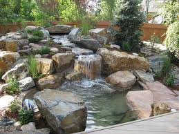 Small Picture Lawn Garden Awesome Large Gardens Landscape Pond Water Design