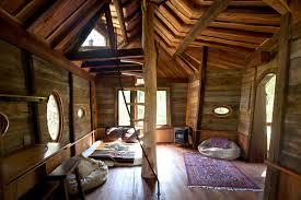 inside of simple tree houses. Rustic Gender Neutral Kids\u0027 Room In Denver With Medium Hardwood Flooring. Inside Of Simple Tree Houses E