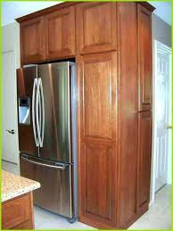 built in refrigerator cabinet. Cabinet For Refrigerator Kitchen Built In Surround From Cabinets O