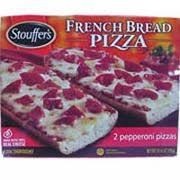 french bread pizza stouffer s. Plain Stouffer Photo Of Stoufferu0027s Pizza French Bread Pepperoni Throughout Bread Pizza Stouffer S L