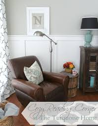 Amy's Pick, Cozy Reading Corner, The Turquoise Home, Give Me the Goods  Monday