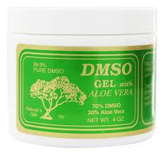 gel with aloe vera 4 oz nature s gift dmso