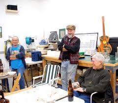rachel segura cortez journal veteran member chris vest discusses glassware while clyde howell and dion hollenbeck joke around