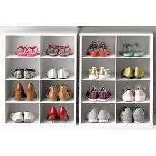8-Pair Shoe Organizer