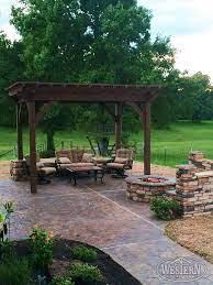 55 best backyard retreats with fire