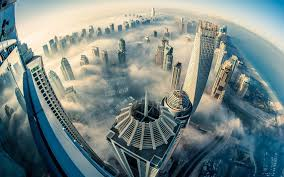 city dubai cloud fog building hd wallpaper 1920x1200 255750 1920x1200
