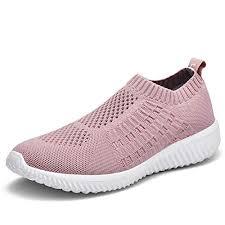6701 Mauve <b>TIOSEBON Womens</b> Athletic <b>Walking Shoes</b> Casual ...