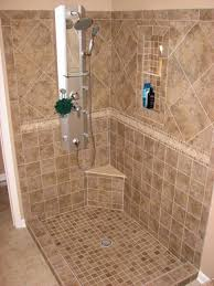 showers with tile walls. tile custom shower base showers with walls