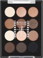 make up atelier paris palette 12 eyeshadow p12c esn