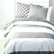 black and white striped duvet cover vertical stripes quilt set