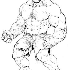 hulk coloring book pages red hulk coloring pages red hulk