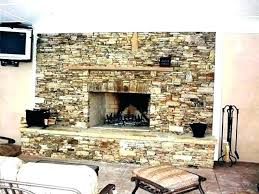 interior faux stone panels indoor