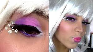 ice fairy makeup tutorial last minute makeup