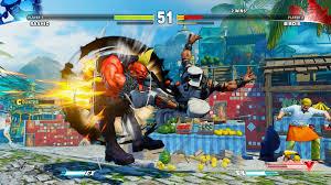 street fighter 5 review gamespot