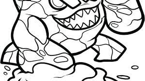 Coloring Pages To Print S Skylanders Dark Spyro Printable On Page Giants