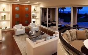 Living Rooms Designs By Sarasota Luxury Waterfront Home Builder