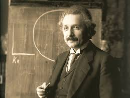 ways to win the nobel prize in physics the nature of reality albert einstein during a lecture in vienna in 1921 the year of his nobel prize image credit ferdinand schmutzer via