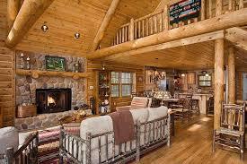 Interior Design Log Homes Awesome Inspiration Ideas