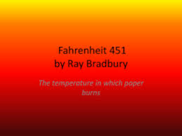fahrenheit essay prompts for novel test prepare answers to