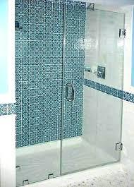 showers frameless glass shower door cost estimator doors estimate enclosures in and where to