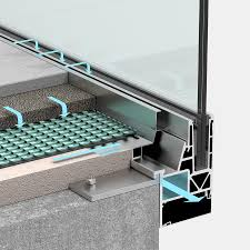 Der einsatzort gibt quasi den belag vor: Gelander Fur Balkon Und Terrasse Mit Integrierter Entwasserung