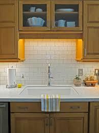 Kitchen Facelift Nanda Acquarella Handmade Spanish Tile Back Splash Our Kitchen