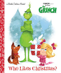 the grinch. Contemporary Grinch Illuminationu0027s The Grinch Little Golden Book Books Shane  Clester 9780525580607 Amazoncom Books With Grinch W